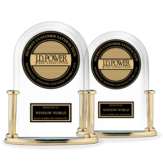 Window World Tops J.D. Power Ranking for Second Consecutive Year