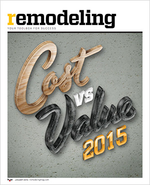 2015 Annual Cost Vs. Value Report