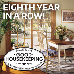 Window World Earns Good Housekeeping Seal for Eighth Year in a Row