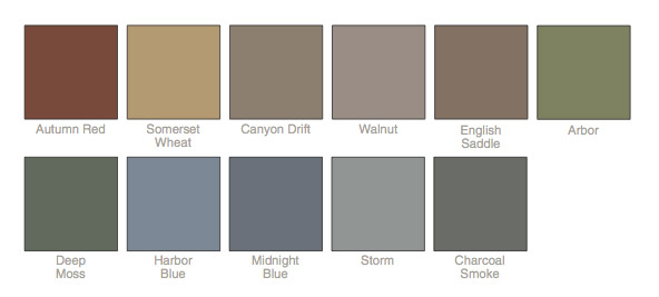 Vinyl Siding Color Options Window World Baton Rouge La
