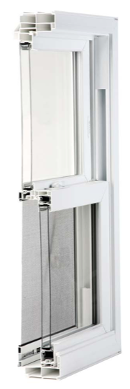 Double Hung 2000 Series Window Features