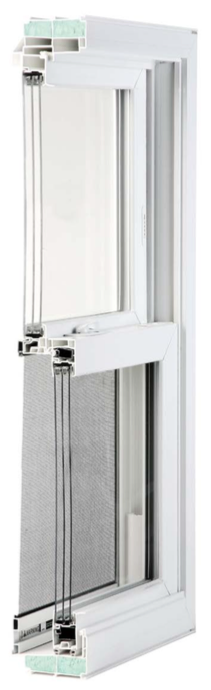 Double Hung 6000 Series Window Features