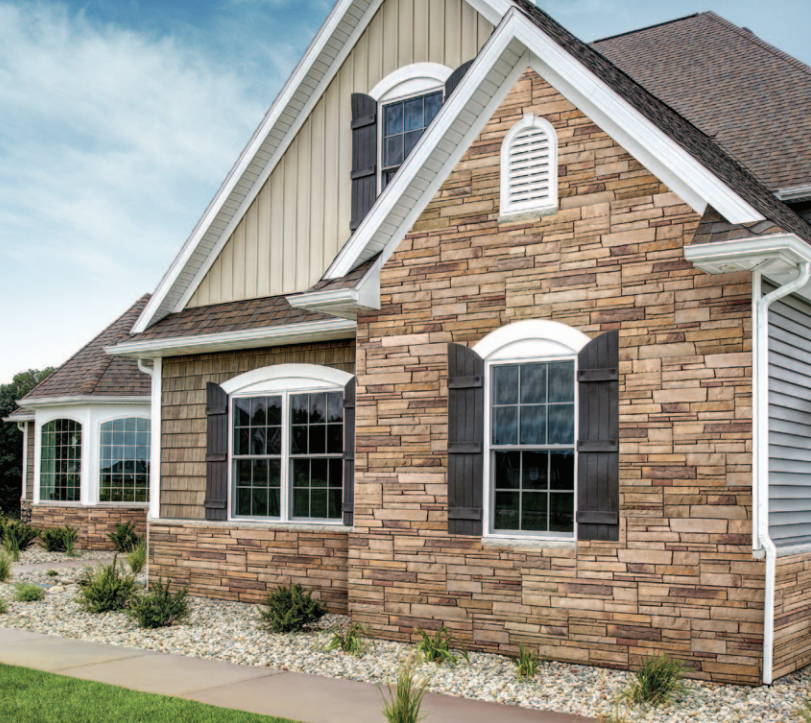 Stone Siding For Sale In Birmingham Al Window World