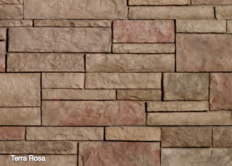 Versetta Stone® Tight-cut Terra Rosa