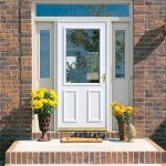 Replacement storm doors