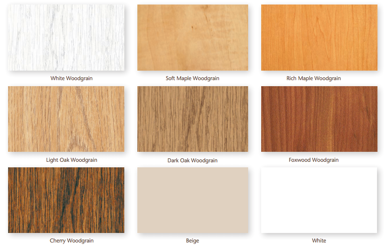 interior frameworks palette