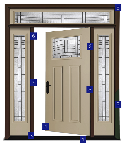 Front Entry Doors Mobile AL | Door Installation | Window World on